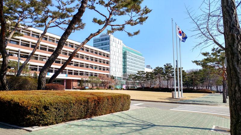 亜洲大学キャンパス