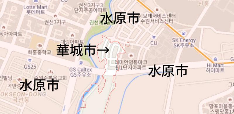 ヨントン店地図