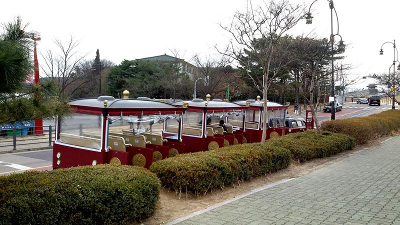 水原華城列車