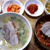 済州の郷土料理、韓国版豚骨ラーメン「コギククス」
