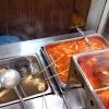 唐辛子揚げが水原の名物なんだって(本当に?)  ~市場の揚げ物屋さん~