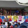 艶やかな舞い・・・水原華城文化祭 : 韓国生活記録帳