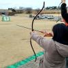 水原華城で国弓体験
