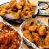 韓国チキン完璧、韓国人が懐かしむサラダにも会える韓国満喫度が高いお店 ~bb.qオリ