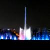 韓国では夏になると噴水ショーをするんですよね