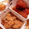 クリスマスに甘辛い韓国チキンってどう?  ~BBQチキン~