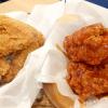 韓国ドラマ見たら、どうしても韓国チキンが食べたくなって・・・  ~BBQチキンポン